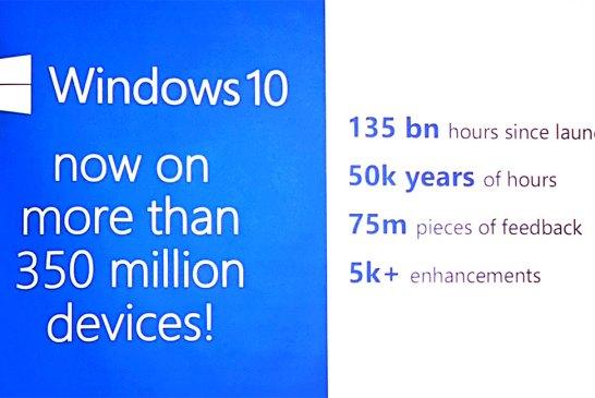 Microsoft Windows 10 Anniversary Update Revealed