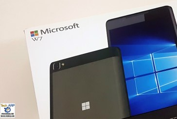 Wise Pad W7 Windows 10 4G LTE Phablet Review Rev. 2.0