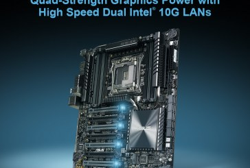 ASUS X99-E-10G WS Motherboard Announced