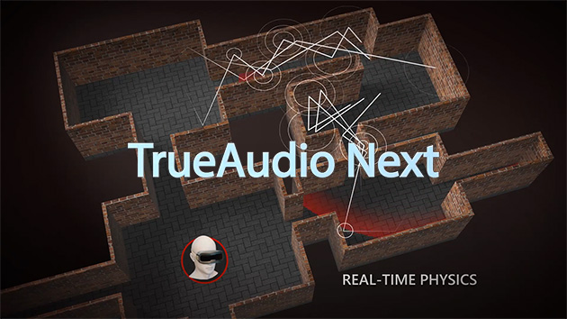 AMD TrueAudio Next & AMF 1.3 Unleased
