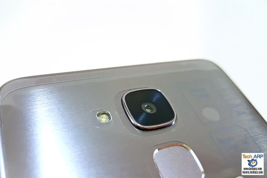 honor 5C rear camera