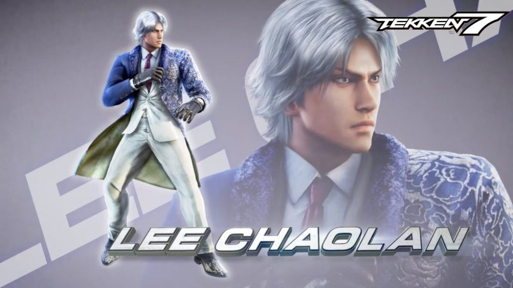 Lee Chaolan And Violet Return To Tekken 7