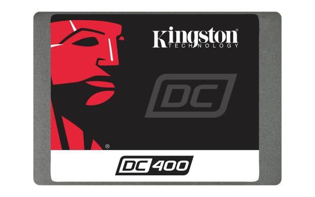 Kingston DC400 Datacenter SSD Released