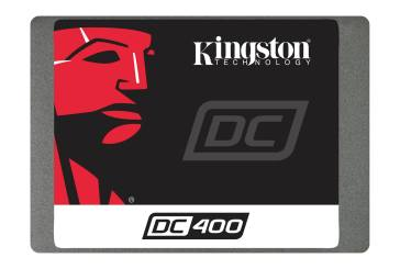 Kingston DC400 Datacenter SSD Released