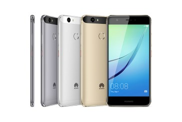 Huawei Debuts New Nova Series @ IFA 2016