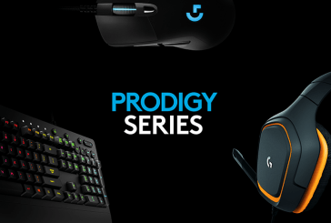 New Logitech G Prodigy Series Introduced