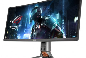 The ASUS ROG Swift PG348Q Gaming Monitor Announced