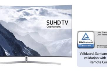 Samsung Smart TVs Certified By Germany TÜV Rheinland