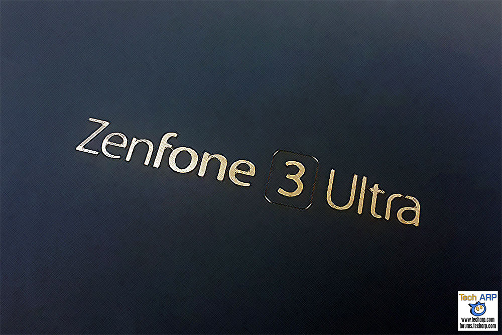 The ASUS ZenFone 3 Ultra (ZU680KL) Phablet Review