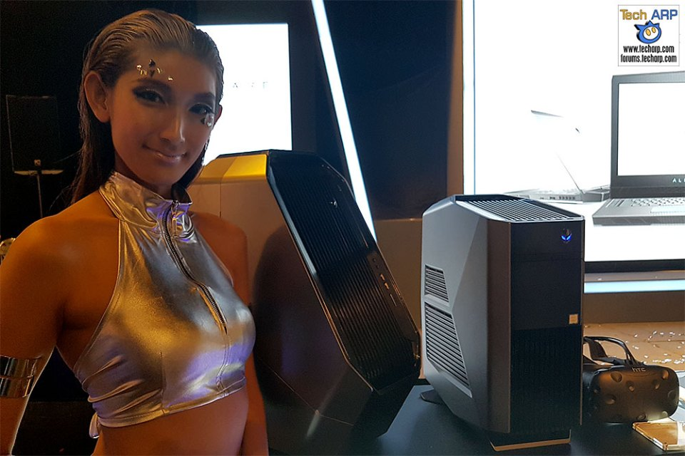 Dawn of Domination With 2016 Alienware & Dell Computers
