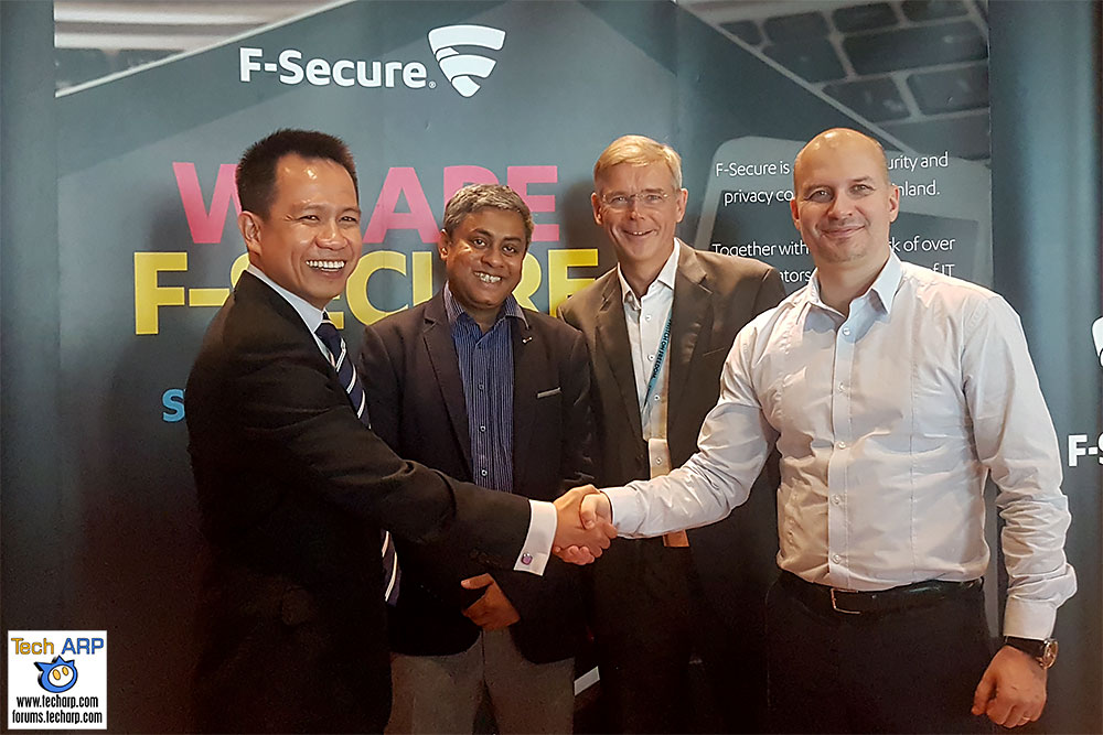 Malaysia Now F-Secure Cybersecurity Hub In Asia Pacific