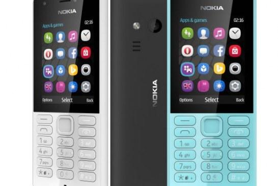 Nokia 216 Dual SIM Feature Phones Announced