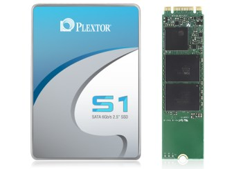 Plextor S1 Series MLC SSD Launched