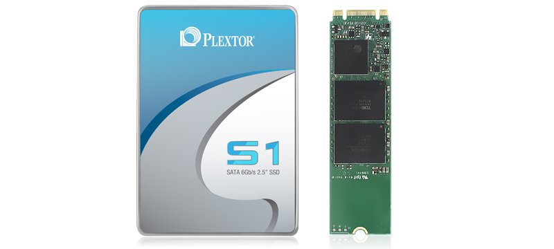 Plextor S1 Series SSD Launched