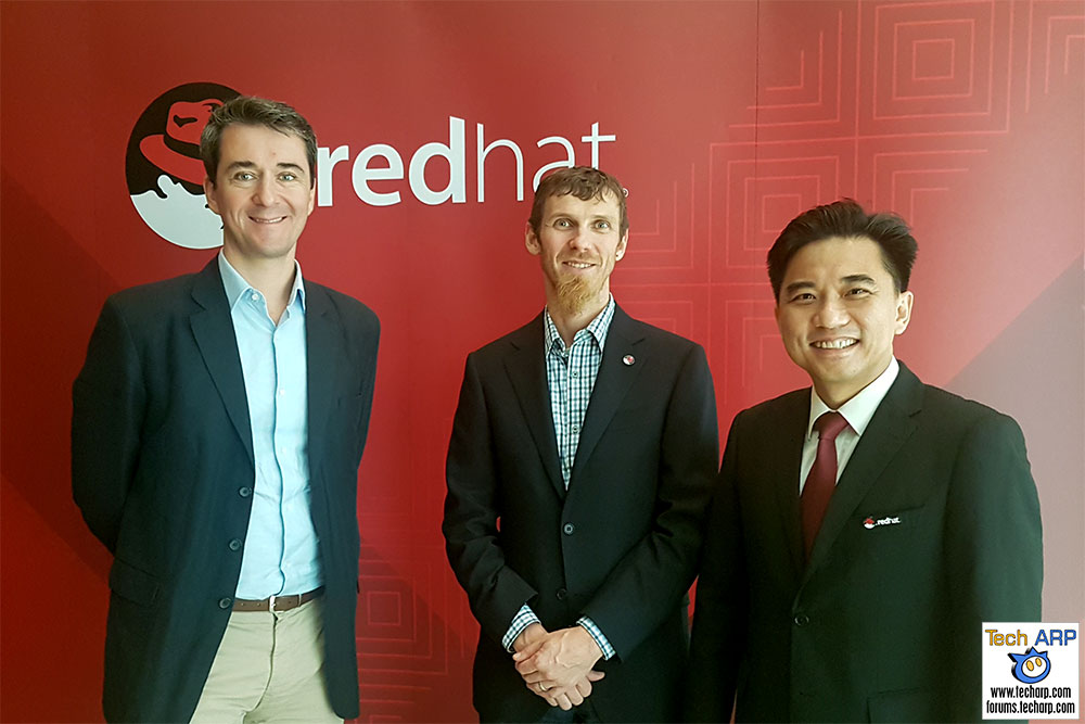 The Power Of Participation At Red Hat Forum 2016