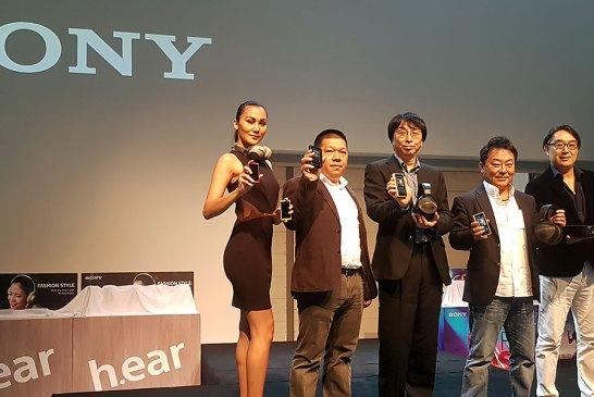The Sony Sound Stage 2016 Showcase