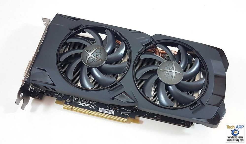 The XFX Radeon RX 470 RS Black Edition Review - Page 7 ...