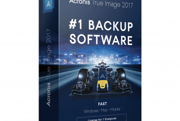 Acronis True Image 2017 Personal Backup Software Launched