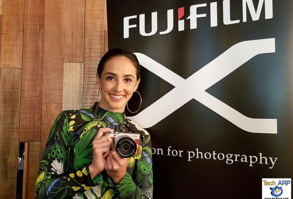The Fujifilm X-A3 Mirrorless Camera Hands-On Preview