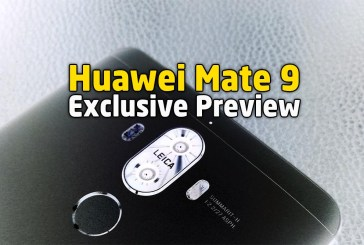The Exclusive Huawei Mate 9 Preview + Launch Dates