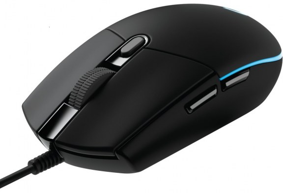 Logitech G102 Prodigy Gaming Mouse Launched