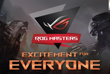 The ROG Masters 2016 Tournament Rocks KL