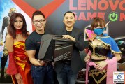 Lenovo Game On – New eSports & Gaming System Updates!