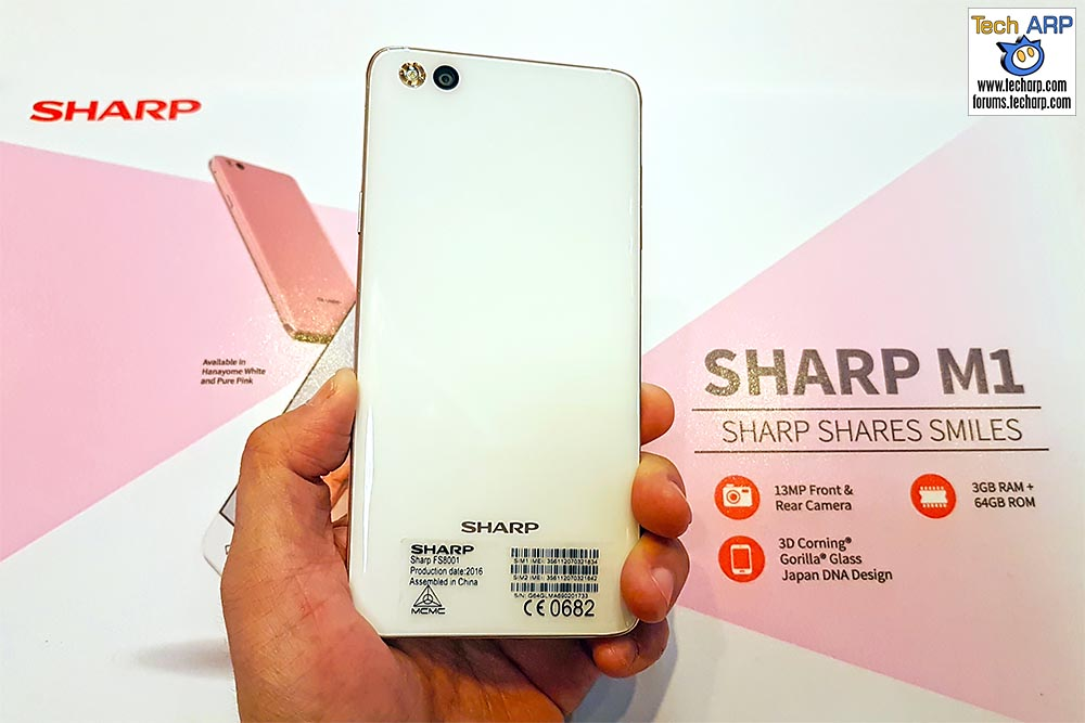 SHARP M1 Smartphone