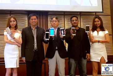 The Sharp Z2 & Sharp M1 Smartphones Revealed