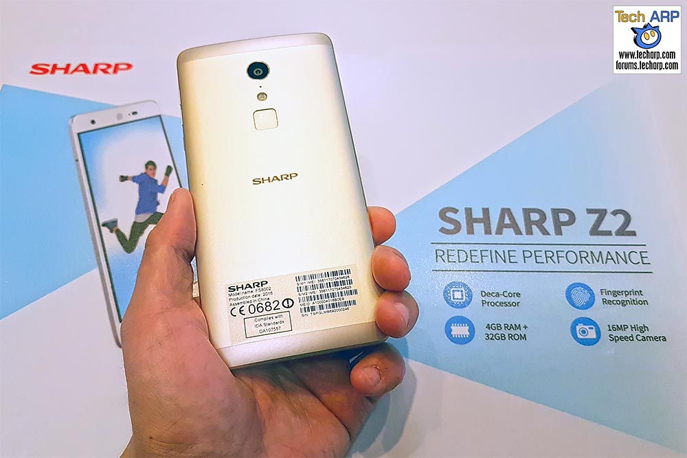 SHARP Z2 Smartphone