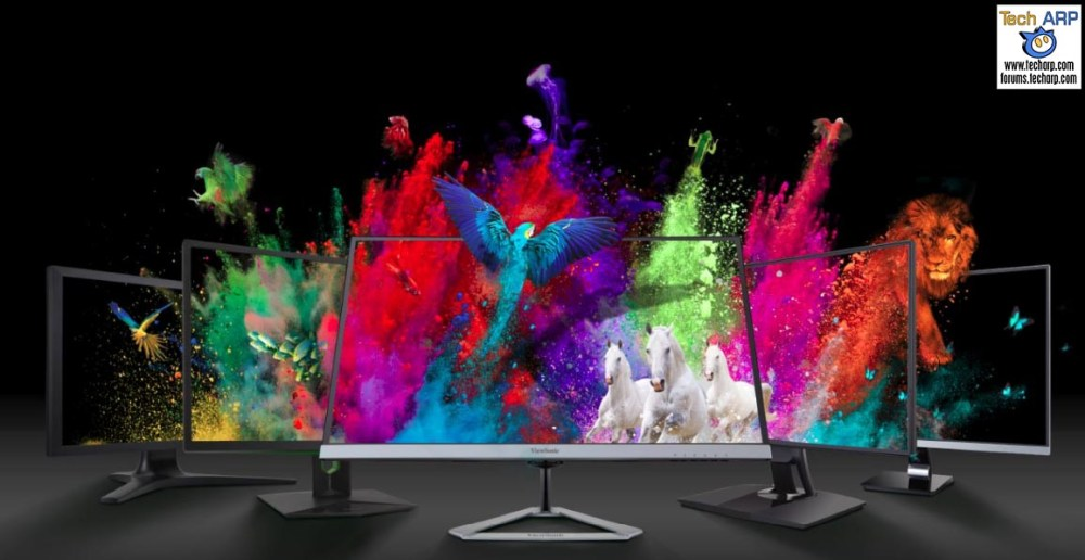 The ViewSonic SuperClear IPS Monitors Revealed