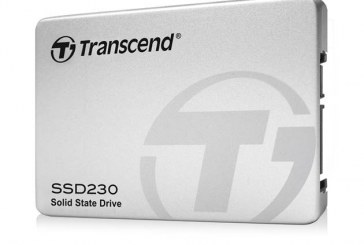 Transcend SSD230 SSD With 3D NAND Flash Revealed