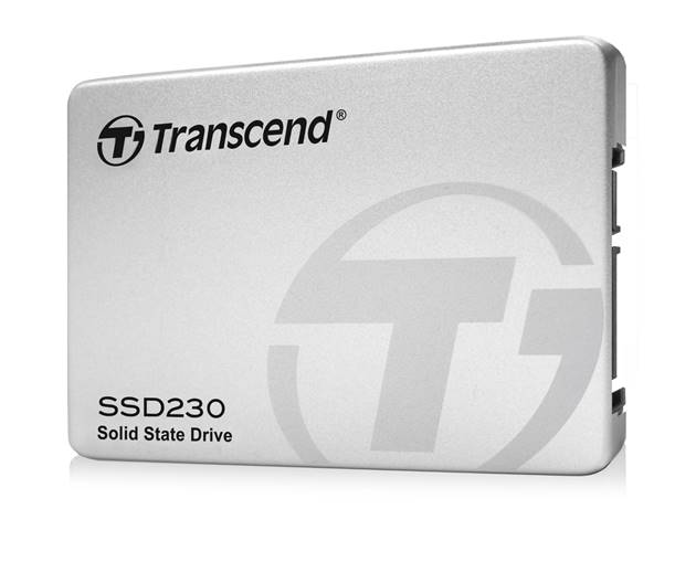 Transcend SSD230 With 3D NAND Flash Revealed