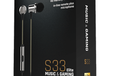 Kworld S33 & S34 Hi–Res Audio Earphones Revealed