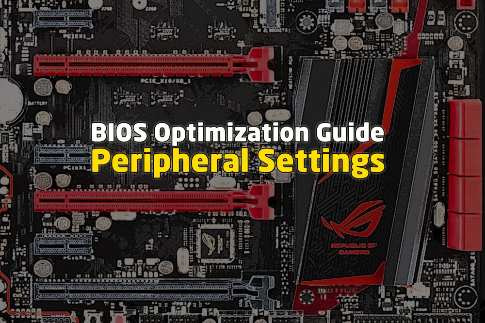 I/O Interface Security - The BIOS Optimization Guide