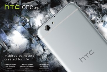 The HTC One A9s Arrives In Malaysia!