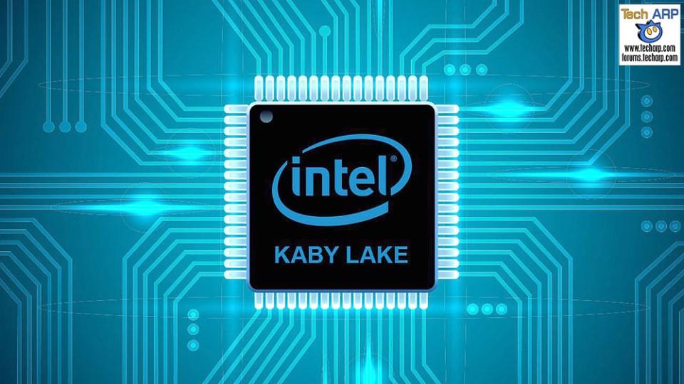 Desktop Kaby Lake Processor Launch Details Leaked!