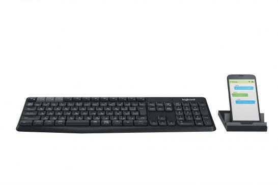 Logitech K375s Multi-Device Combo Launched