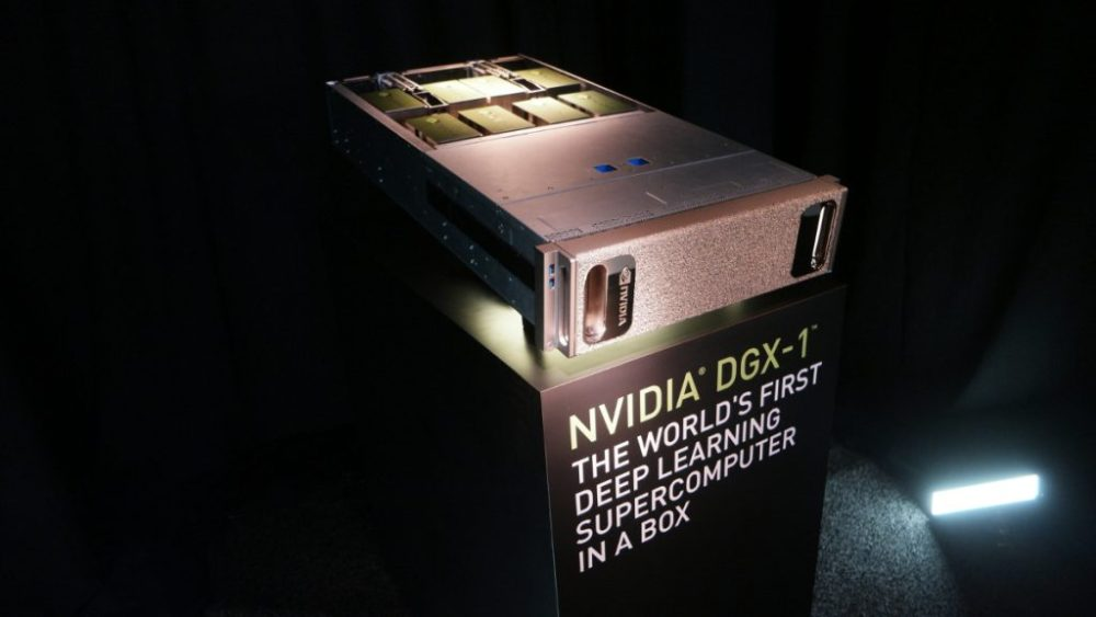 NVIDIA DGX-1 Supercomputer Used For AI Research In Singapore