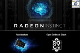 The Complete AMD Radeon Instinct Tech Briefing Rev. 2.0
