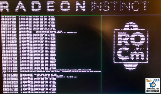 The First AMD Radeon Instinct Servers Revealed