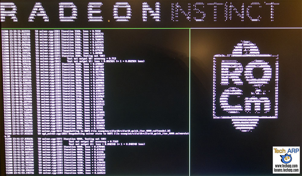 The First AMD Radeon Instinct Servers Revealed