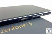 The ASUS ZenFone 3 (ZE552KL) smartphone