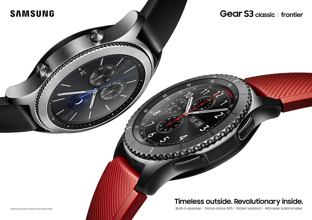 090050fc2be The Samsung Gear S3 Arrives in Malaysia! - Tech ARP