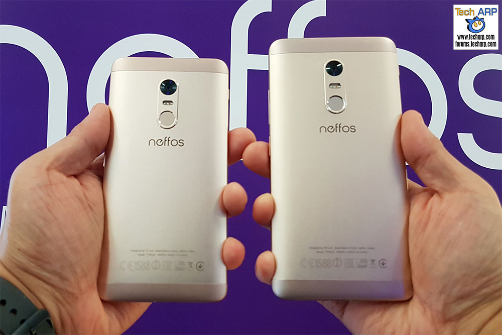 The Neffos X1 Max & Neffos X1 Hands-On Preview