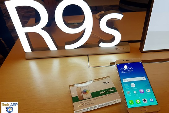 The OPPO R9s Specifications & Hands-On Preview