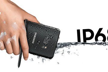 The Samsung IP68 Water-Resistance Technology Guide!