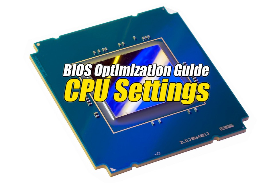 Synchronous Mode Select - The BIOS Optimization Guide