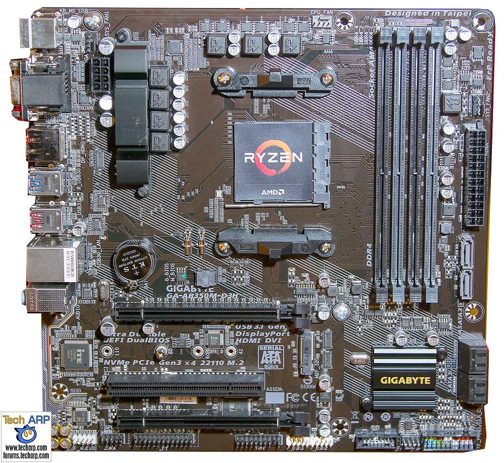 Gigabyte Ryzen 7 Motherboard