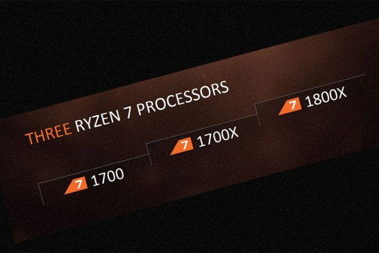 The AMD Ryzen 7 Prices & Availability Revealed!
